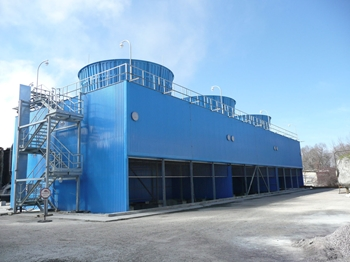 Forced Draft Cooling Towers Fans A S