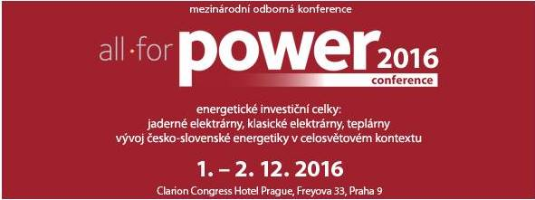 FANS na konferenci All for Power