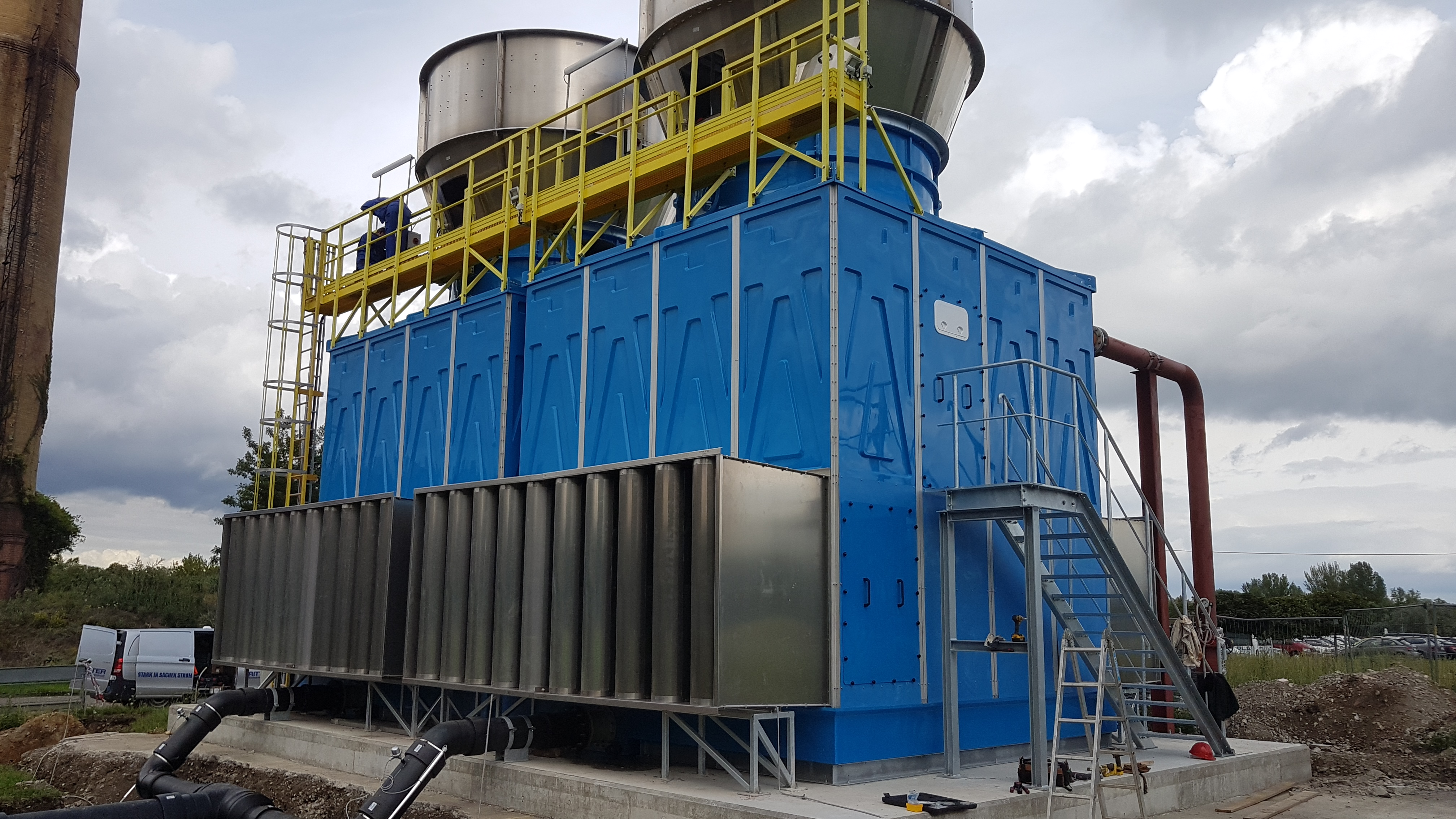 EWAG GmbH cooling tower
